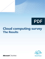 Cloud computing survey