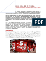 HOW COCA COLA DID IT IN INDIA.docx