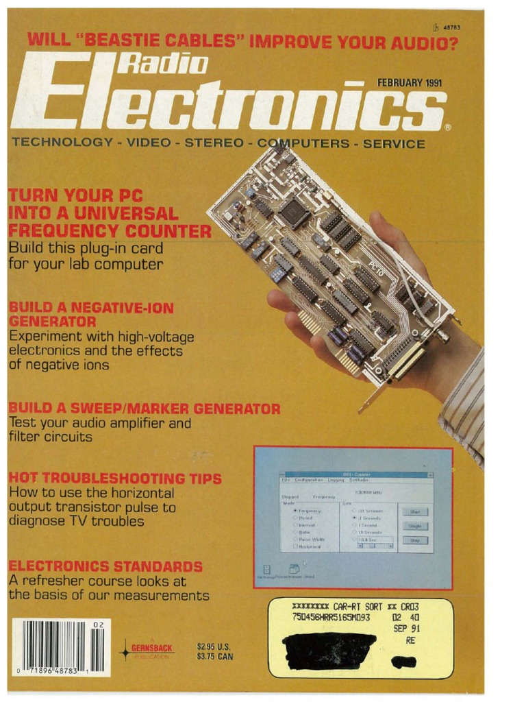 02 February 1991 High Definition Television Personal Computers Grid Tie Inverter Circuit Diagram Likewise Sound Generator