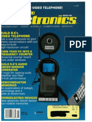 03 March 1991 | High Definition Television | Electricity