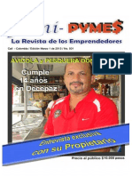 Revista Famipymes Edicion Marzo 2013