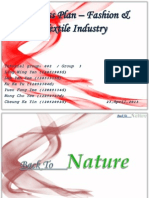 Business Plan _ Fashion & Textile Industry.ppt