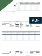 Microsoft Project - Project Presupuestos
