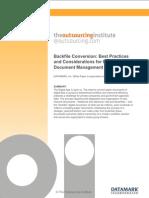 Backfile Conversion White Paper