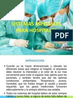 Sistemas de Instalaciones Especiales Hospital