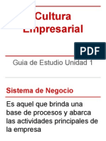 Cultura Empresarial - Guia de Estudio Unidad 1.pdf