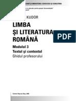 A Doua Sansa_secundar_Limba Si Literatura Romana_profesor_3