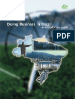 Doing Business in Brazil - AUS