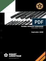 Percussive Tools Catalogue 2009