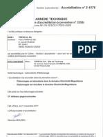 Trescal_accreditations