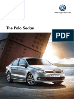 2014 Volkswagen Polo Sedan - Malaysia