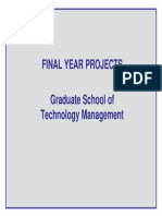 final year projects index.pdf