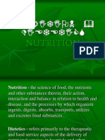 Nutrition Lecture