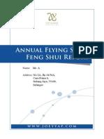 AnnualFlyingStarsReport Sample