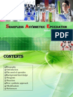 Sharpless Asymmetric Epoxidation.pptx