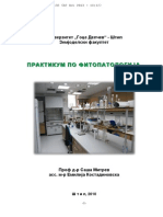 Praktikum fitopatologija
