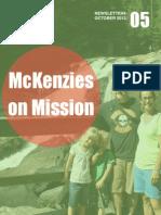 McKenzie Newsletter Oct2013