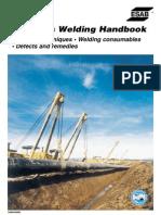 Manual de Proceso Smaw en Pipeline en Ingles Ed. Esab
