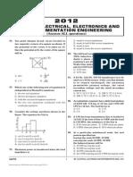 Tancet Exam Question Paper Pdf
