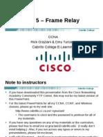 FrameRelay Cisco