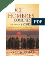 Doce Hombres Comunes y Corrientes 107