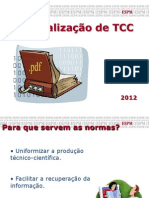 Normatizao de Trabalhos Acadmicos2013-130403093307-Phpapp01