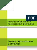 Presentation on Risk Based Auditing for NGOs