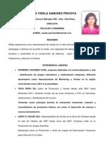 Diana Yisela Sanchez Piscoya
