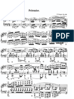 Chopin Polonaise Op 44