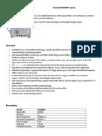 Hantek DSO8000 Series