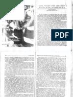 Kohan_Saer, Walsh_ Una discusión política en la literatura