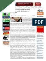 SiteBarra » STF abre novo precedente sobre incentivos fiscais destinados a municípios