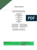 Alauta suinsom - Rafael