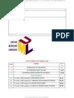 Uml and Dp Manual