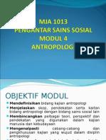 sains sosial bab 4-Antropolgi