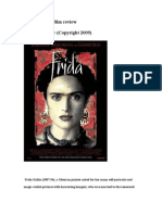 Frida Film Review.wps