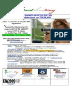 Locandina 19 e 20 Settembre2009 TSN Milano