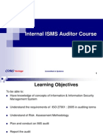 ISMS Internal Auditor Course.ppt