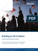 Building an All-In Nation