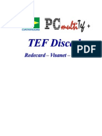 TEF - Instalação do TEF Discado