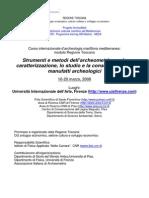 Strumenti e metodi dell'archeometria per - Simpozij.pdf