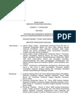 02. Salinan PERMEN No 11 Tahun 2009.docx