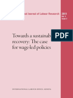 ILO-The Case for Wage-led Policies