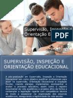 Pós-graduação em Supervisão, Inspeção e Orientação Educacional - Grupo Educa+ EAD