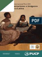 Programa Conferencia Peru XIX