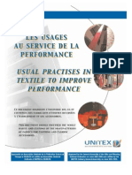 Dossier Technique Tissage Unitex
