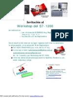 2011_WORKSHOP S7-1200 Edmar Automatizacion