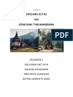 Sejarah Kerajaan Kutai dan Tarumanegara