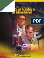 2012LLNL Annual Report