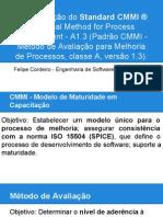 Qualidade de Software - SCAMPI_slides